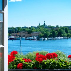 Hotel Diplomat Stockholm Стокгольм пляж
