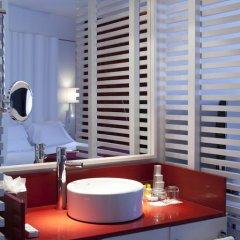Hotel Porta Fira 4* Sup 4* Улучшенный номер с различными типами кроватей фото 10