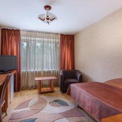 Гостиница Орбиталь (ЦИПК) в Обнинске 10 отзывов об отеле, цены и фото номеров - забронировать гостиницу Орбиталь (ЦИПК) онлайн Обнинск комната для гостей фото 2