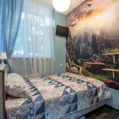 Light Dream Hostel Номер Делюкс с различными типами кроватей фото 2