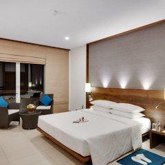 Отель Amagi Lagoon Resort & Spa 4* Стандартный номер с различными типами кроватей