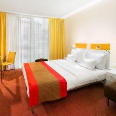 Отель Andel's by Vienna House Prague 4* Улучшенный номер с различными типами кроватей