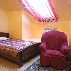 Отель Guest House on Volzhskaya Naberezhnaya Ярославль комната для гостей фото 2