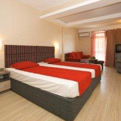Hotel Kotva 4* Стандартный номер с различными типами кроватей фото 6