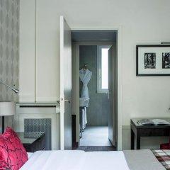 Hotel Aiglon 4* Улучшенный семейный номер с двуспальной кроватью