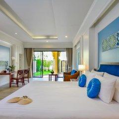 Отель Manathai Koh Samui 4* Номер Делюкс с различными типами кроватей фото 9