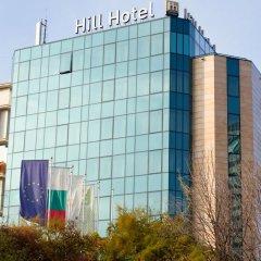 Hill Hotel 4* Стандартный номер с различными типами кроватей фото 5