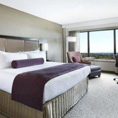 Отель Crowne Plaza San Jose-Silicon Valley 3* Стандартный номер с различными типами кроватей фото 4