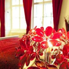 Отель Cherry Charm Apartment Чехия, Прага - отзывы, цены и фото номеров - забронировать отель Cherry Charm Apartment онлайн интерьер отеля
