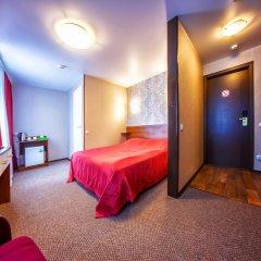 Гостиница Аврора 3* Улучшенный номер с разными типами кроватей фото 5