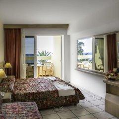 Tylissos Beach Hotel 4* Улучшенный номер с различными типами кроватей
