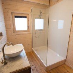 Отель Chalet Cerf'titude ванная