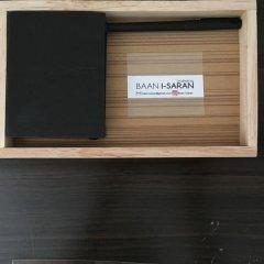 Отель Baan I-Saran интерьер отеля фото 3