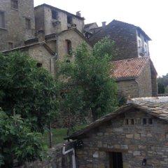 Отель Casa Cosculluela балкон