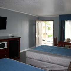 Отель Quarters Inn & Suites 2* Стандартный номер с различными типами кроватей фото 5