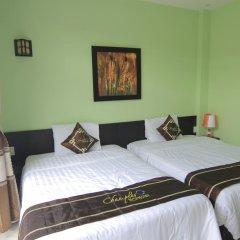 Отель Chau Plus Homestay 3* Стандартный номер с 2 отдельными кроватями фото 5