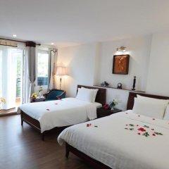 Nova Luxury Hotel 3* Стандартный семейный номер с двуспальной кроватью фото 5