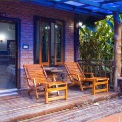 Отель Aonang Cliff View Resort 3* Улучшенное бунгало с различными типами кроватей фото 4