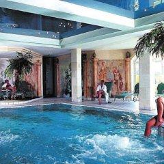 Отель Sport- & Wellnesshotel Angerhof бассейн