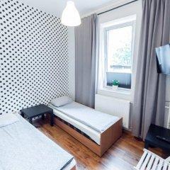 Hostel Praga Стандартный номер с различными типами кроватей фото 2