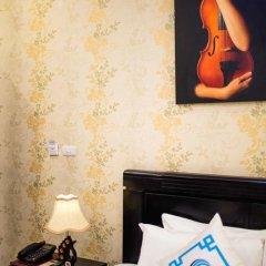 Hanoi Focus Boutique Hotel 3* Номер Делюкс разные типы кроватей фото 20