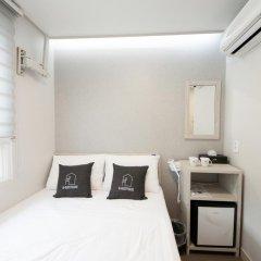 K-Grand Hotel & Guest House Seoul 2* Стандартный номер с двуспальной кроватью фото 4