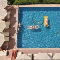 Апартаменты Aegean Princess Apartments And Studio бассейн фото 2