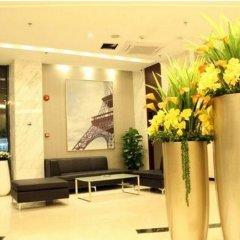 Отель City Comfort Inn Guangzhou Railway Station Sanyuanli Metro Station интерьер отеля