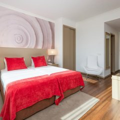 TRYP Lisboa Oriente Hotel 4* Стандартный номер с различными типами кроватей фото 2
