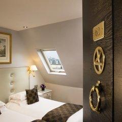 Hotel Plaza Elysées 4* Представительский номер с различными типами кроватей фото 2