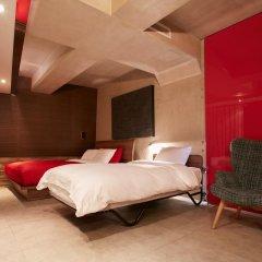 Tria Hotel 3* Номер Делюкс с различными типами кроватей фото 2