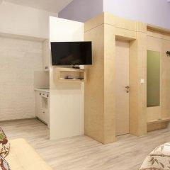 Бассейная Апарт Отель Студия с разными типами кроватей фото 36
