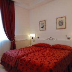 Hotel Giulio Cesare 4* Стандартный номер с двуспальной кроватью фото 5