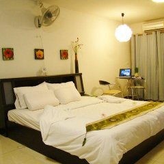 Pattaya 7 Hostel Стандартный номер с разными типами кроватей