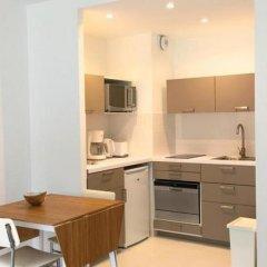 Апартаменты Apartment Boulogne Студия Делюкс фото 10