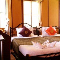 Отель Clear View Resort 3* Бунгало с различными типами кроватей фото 11