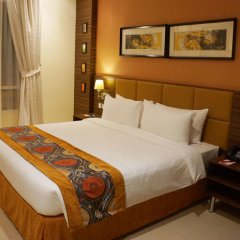 One to One Clover Hotel & Suites 3* Люкс с различными типами кроватей фото 9