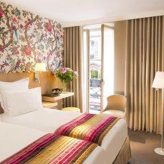 Hotel Cordelia 3* Номер Комфорт с двуспальной кроватью фото 3