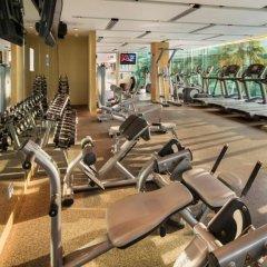 Отель One15 Marina Club Сингапур фитнесс-зал фото 2