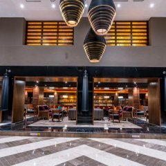 Отель Omni Cancun Hotel & Villas - Все включено Мексика, Канкун - 1 отзыв об отеле, цены и фото номеров - забронировать отель Omni Cancun Hotel & Villas - Все включено онлайн интерьер отеля