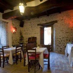 Отель Casale del Monsignore Сполето питание