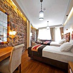 Hippodrome Hotel 3* Улучшенный номер с различными типами кроватей фото 6