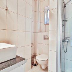 Отель Kas Inn Beyaz Apart Каш ванная