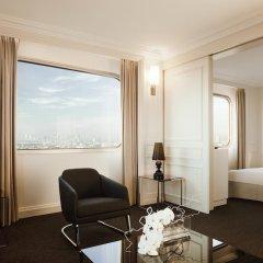 Отель Novotel Paris Centre Tour Eiffel 4* Представительский люкс с разными типами кроватей фото 3