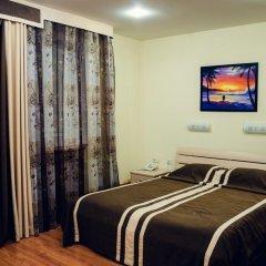 Hotel Olimpiya 3* Номер Комфорт с различными типами кроватей фото 2