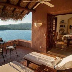 Отель La Casa Que Canta 5* Люкс с различными типами кроватей фото 18