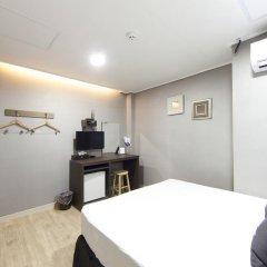 K-Grand Hostel Gangnam 1 Стандартный номер с двуспальной кроватью фото 10