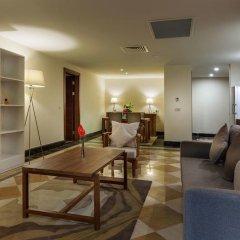 Отель Nirvana Lagoon Villas Suites & Spa 5* Люкс повышенной комфортности с различными типами кроватей фото 28