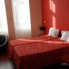 Hotel Paulista 2* Стандартный номер двуспальная кровать фото 42