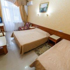 Гостиница Оливия Витязево Стандартный номер с двуспальной кроватью фото 4